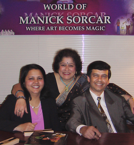 """Indian American Animator's Laser Magic Wows US"""